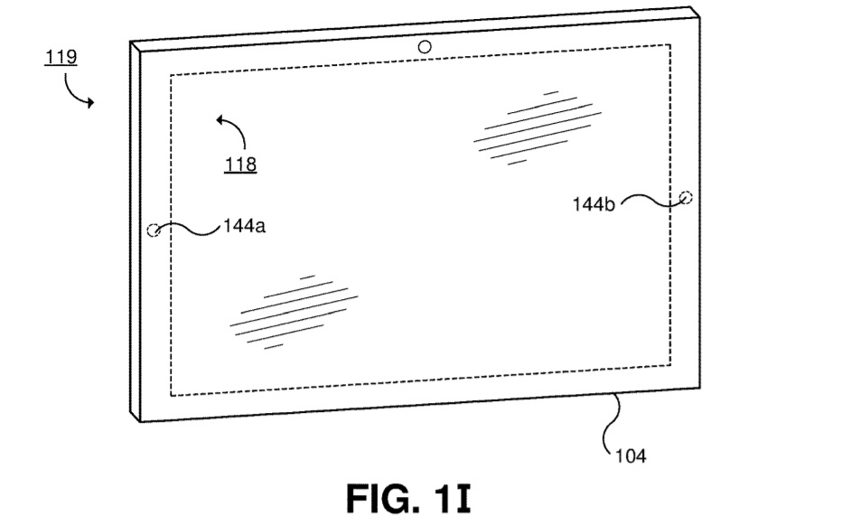 Microsoft may be working on a new display technology for its Foldable Surface PCs 2