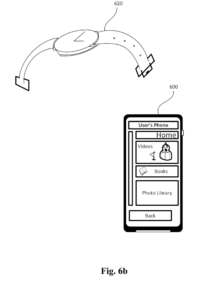 Google files patent application for privacy-focussed Smartwatch 2