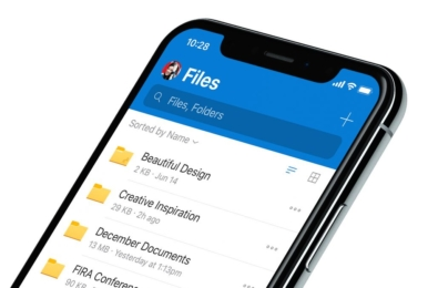 Microsoft's OneDrive for iOS updated with fixes for search and PDF bugs 6