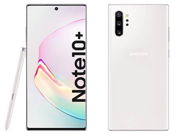 Samsung announced the Samsung Galaxy Note 10 and 10+