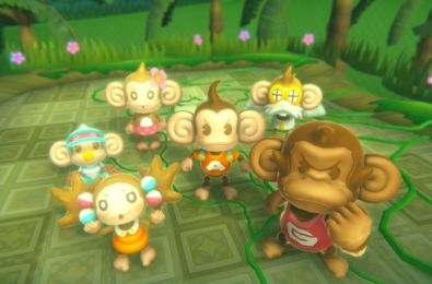 Super Monkey Ball: Banana Blitz HD coming to consoles and PC later this year 8