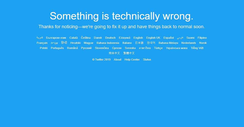 photo of You're not alone, Twitter is down for everyone image