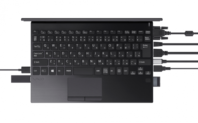 New VAIO SX12 laptop has a smaller footprint than an A4 paper 2