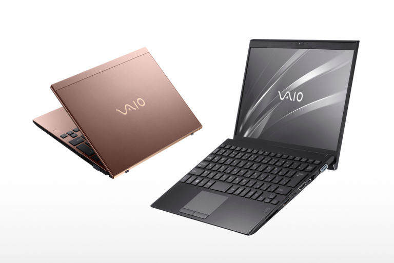 New VAIO SX12 laptop has a smaller footprint than an A4 paper 1