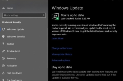 Windows 10 KB4528760 update hit by a frustrating installation bug 1
