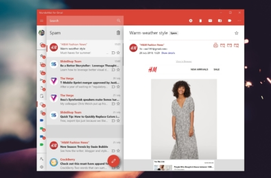 WunderMail for Gmail is the best gmail client for Windows 10 15