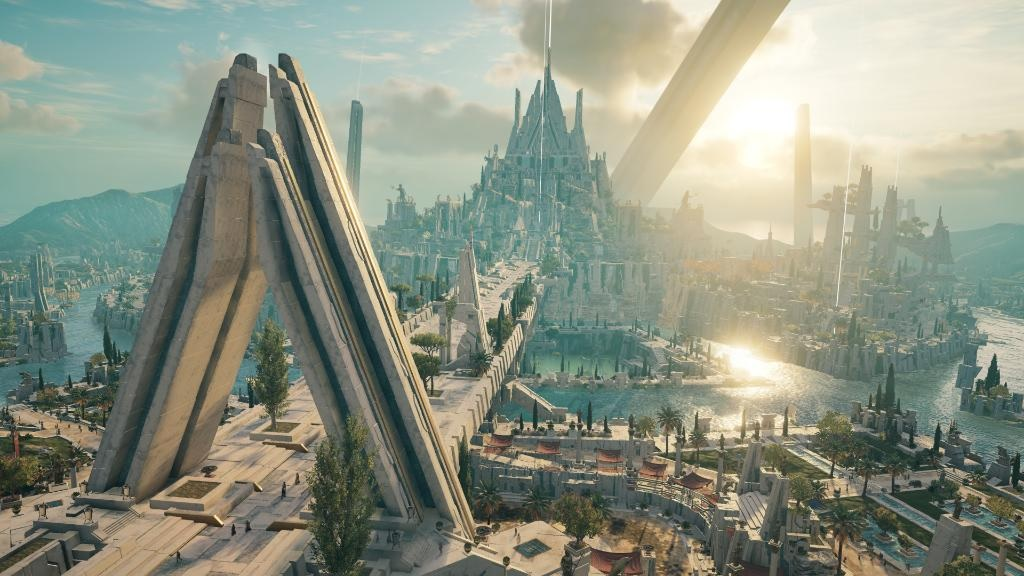 Assassin's Creed Odyssey: Judgment of Atlantis takes players to