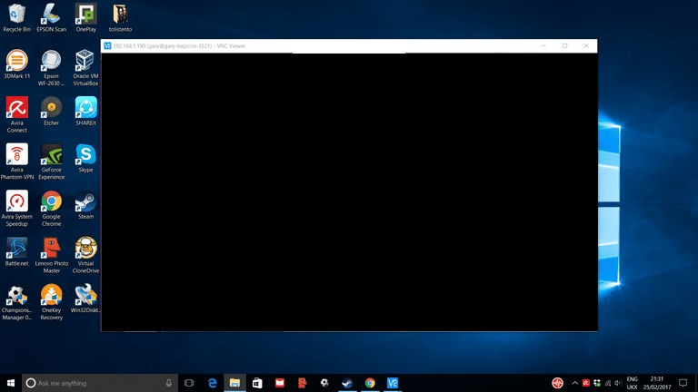 Some Windows 10 May 2019 Update users complaining of black Remote