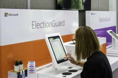 Microsoft's ElectionGuard voting machine software gets its first real-world test tomorrow 2