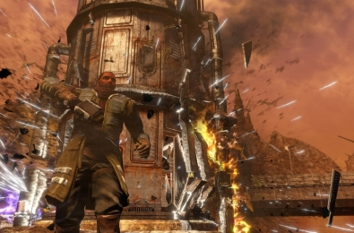 Review: Red Faction Guerrilla on Switch is a match made on Mars 1