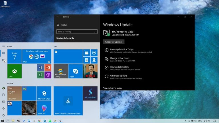 Microsoft to issue a fix for Windows 10 May 2019 update block issue