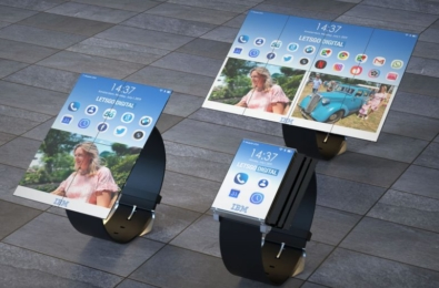 IBM files patent for a smartwatch that can unfold into a tablet 15