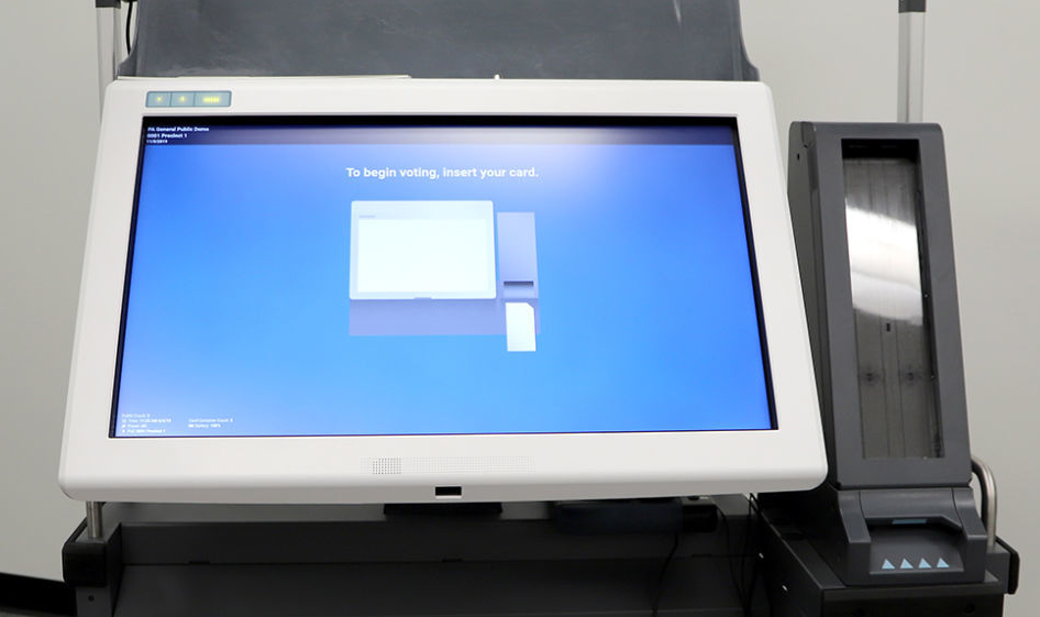 In 2020, your voting machine will likely run Windows 7