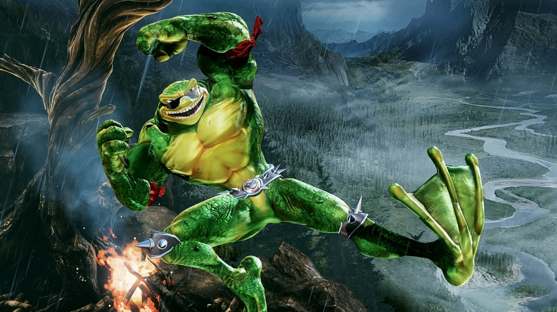 Killer Instinct bug means that PC gamers can only play as