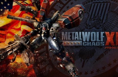 Original Xbox game Metal Wolf Chaos comes to modern platforms this August 3