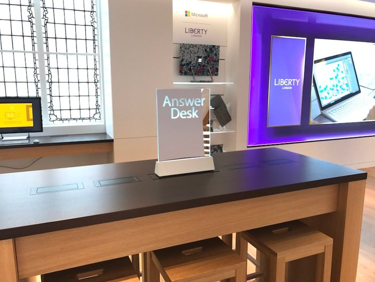 Microsoft's London flagship retail store opens today, here's what's inside (photos) 8