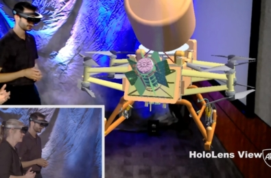 "NASA is using HoloLens to develop Titan space mission, calls it a ""game changer"" 12"
