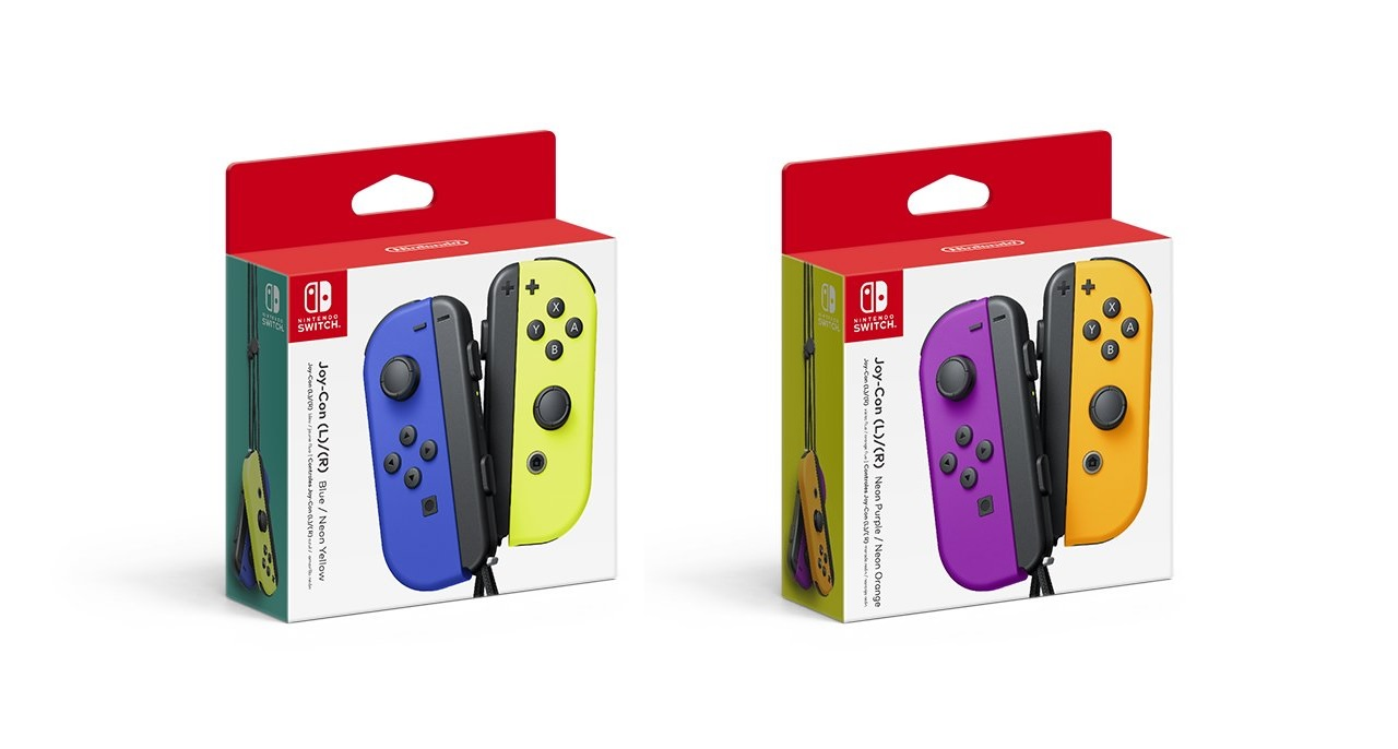 New Nintendo Switch Joy-Cons are coming - MSPoweruser
