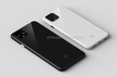 New Pixel 4 colouring, camera options leak out 25
