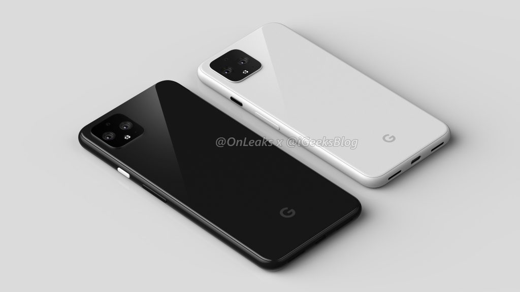 New Google Pixel 4 Concept Renders Show Phones Without A Notch