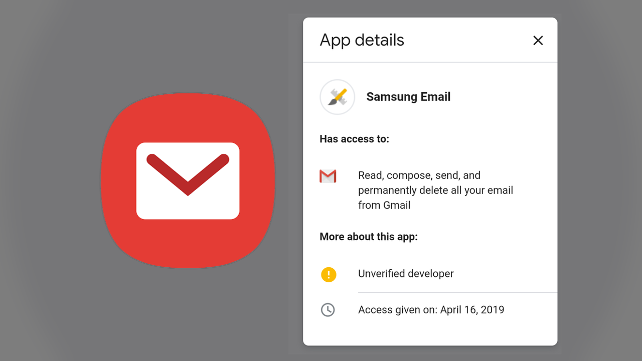 samsung email app android gmail emails plus google working phone tablet sent launch soon apps hero ap alert archives androidpolice