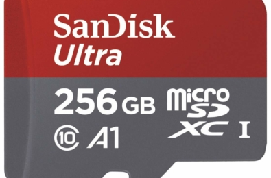 Prime day deal: Grab the SanDisk 256GB microSD card for only $29.99 4