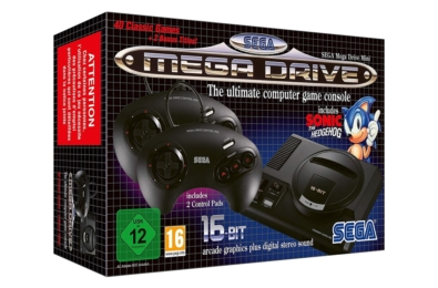 The Mega Drive Mini is delayed in Europe and the Middle East 6