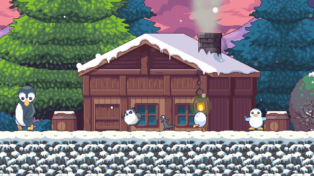 Review: Songbird Symphony is a musical platformer that'll
