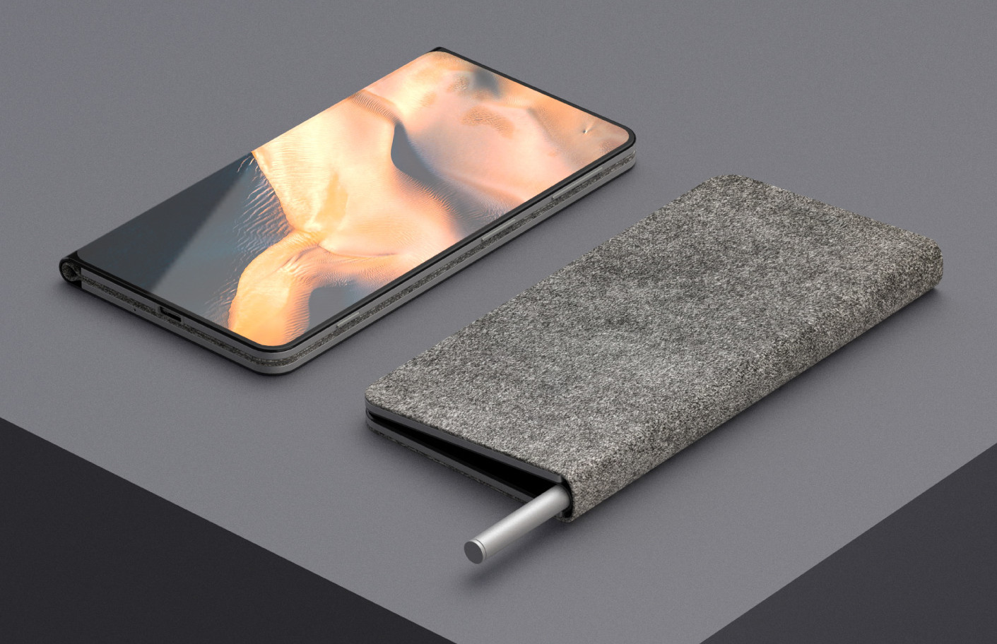 "New ""Surface Note"" concept still too beautiful to be real"