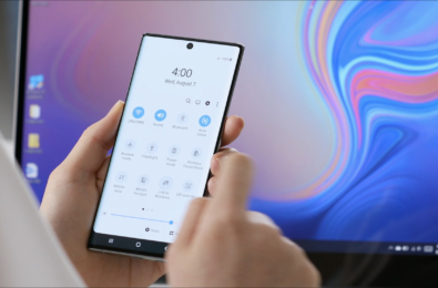 Galaxy Note 10's 'Link To Windows' feature comes to Samsung Galaxy A70s smartphones 13
