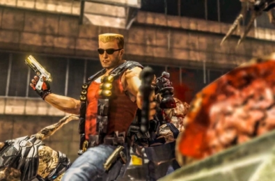 Duke Nukem 3D has been recreated in Serious Sam 3; includes VR support 2