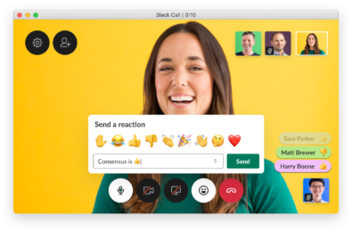 Latest Slack update introduces a number of new features 5