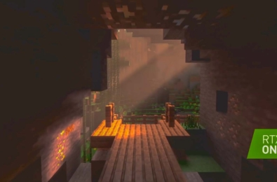 Minecraft's new Render Dragon engine will bring modern rendering and ray-tracing 3