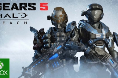 Halo Reach x Gears 5 promotion brings Emile and Kat to the game 15