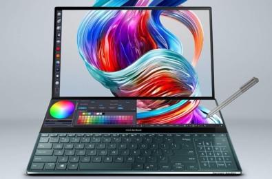 Asus ZenBook Pro Duo wins high praise - better than a Macbook Pro 1