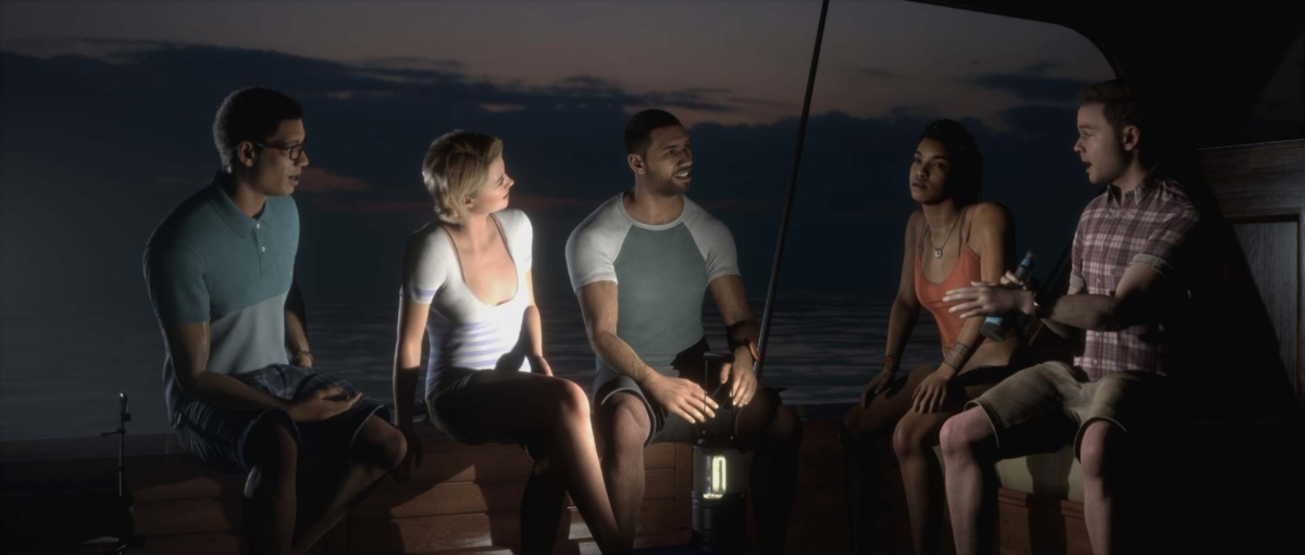 Review: Man of Medan offers fantastic co-op and frequent frights 1