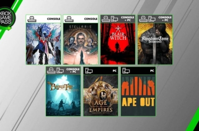 Devil May Cry 5, Age of Empires and more coming to Xbox Game Pass 2