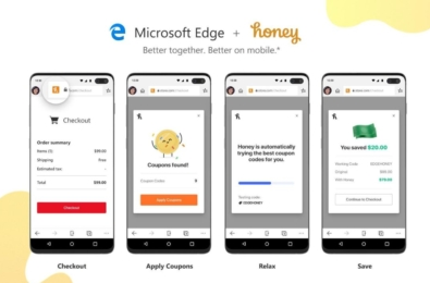 Microsoft Edge for Android now allows you to save money when you shop 9