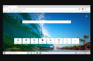 PWAs on Chromium Edge to behave a lot like native apps in Windows 10 4