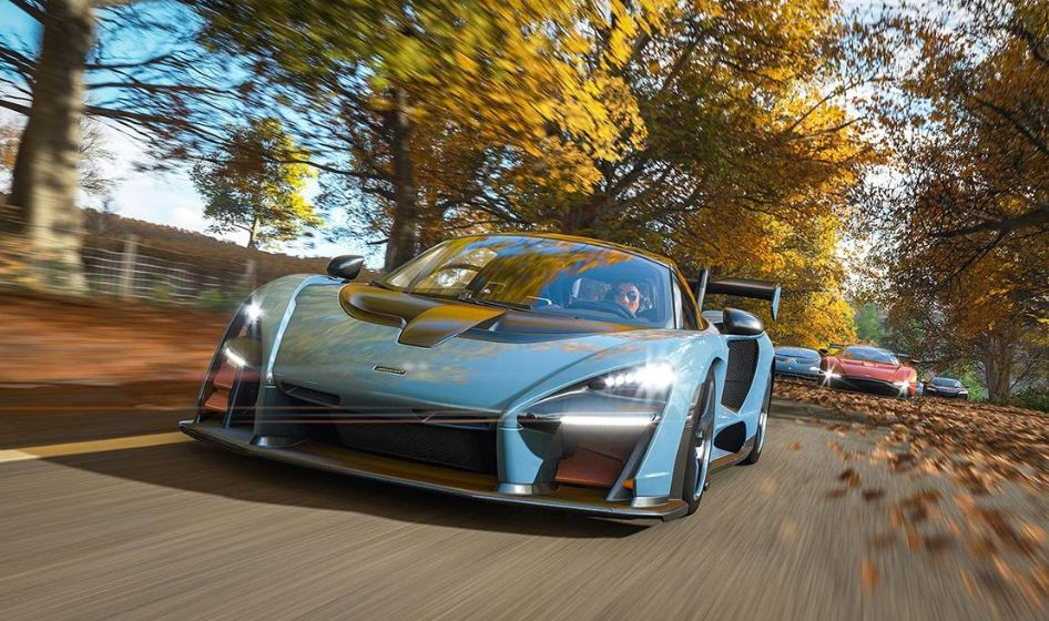 Forza Horizon 4 gets free Xbox Series X/S upgrade for console launch