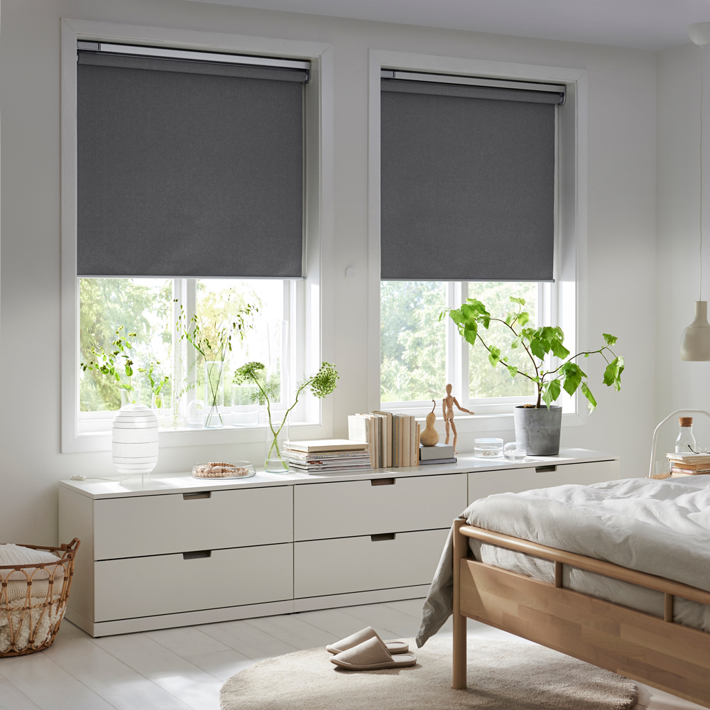 First hands-on video with IKEA's much delayed smart blinds, coming soon