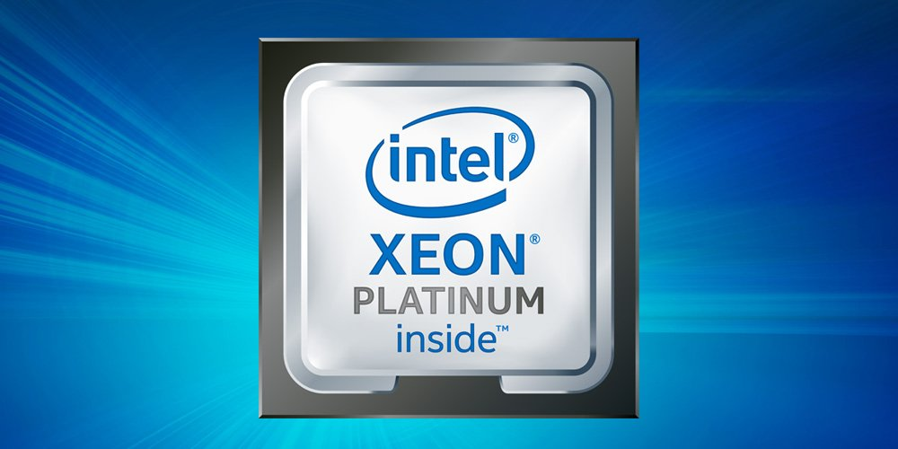 56 cores deliver Xeon Scalable performance boost