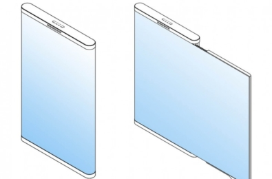 LG's future foldable smartphone might let you wrap the screen into three layers 10