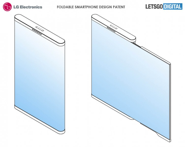 LG's future foldable smartphone might let you wrap the screen into three layers 2