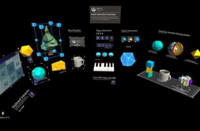 Microsoft Mixed Reality Toolkit v2 will accelerate cross-platform MR app development 6