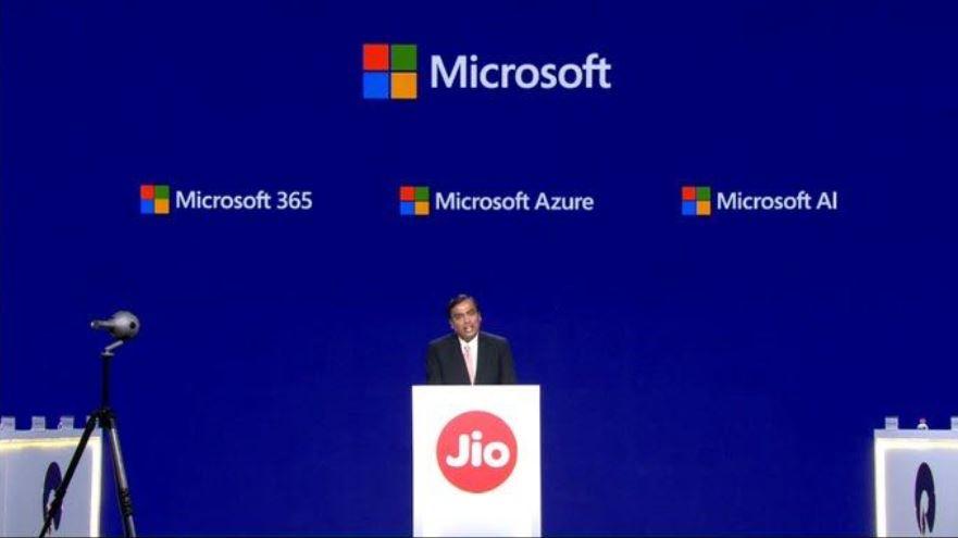 Microsoft Jio