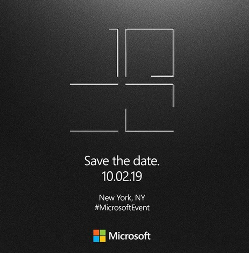 Here's how you can follow Microsoft's annual Surface Event 1