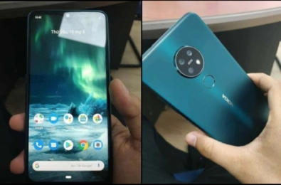 Pictures of the upcoming Nokia 7.2 leaks again 23