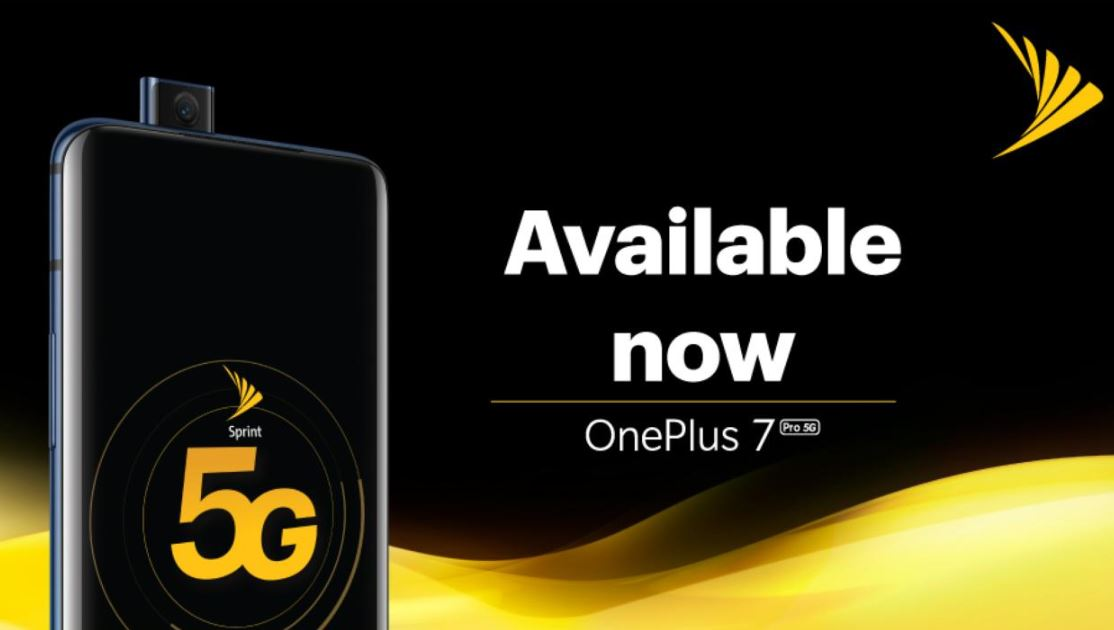 OnePlus 7 Pro 5G Comes to the US Thanks to Sprint