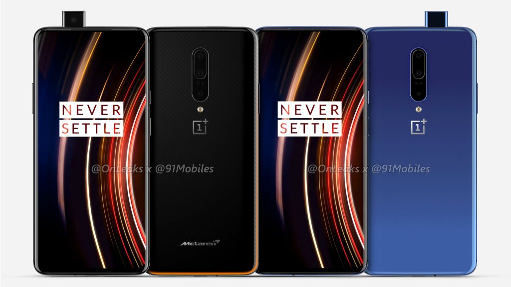 OnePlus 7T Pro and 7T Pro McLaren Edition leak online ahead of the official launch 1